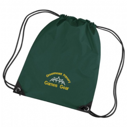 Greenmount P.E Bag